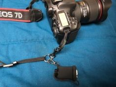 Carrying a camera and a couple of lenses around is difficult. Read about simple and inexpensive solutions to handling cameras and gear easily. Camera Hacks, Camera Gear, Photography Tips, Gears, Cameras, Lenses, Personalized Items, Gear Train, Camera