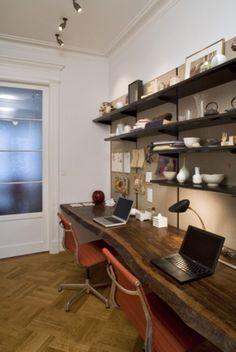 Home Office and Work Space Ideas & Inspiration | 75 Creative Desk Areas - bystephanielynn