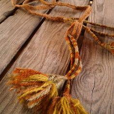 Skjoldehamn belt by Emma Frost Viking Garb, Viking Reenactment, Viking Costume, Viking Clothing, Historical Clothing, Vikings, Viking Life, Make Do And Mend, Folk Embroidery