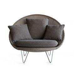 Joe Lounge Chair   Nacre MG for master bedroom