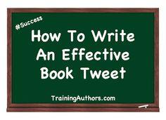 Author social media advice