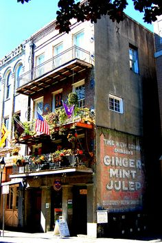 New Orleans is a great place to visit - lots of energy, especially in the French Quarter!
