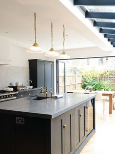 The Victoria Road NW6 Kitchen By DeVOL