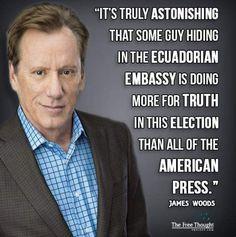 Corruption of Americans liberal media