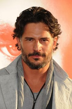True Blood / Joe Manganiello / Alcide Herveaux.  And of course he is Italian.