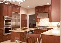 The Built In Look Major Appliances Pinterest Bottom