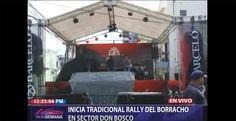 """Vídeo: Celebración 46 Aniversario del """"Rally del Borracho"""" en el sector Don Bosco"""