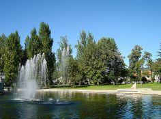 Parque do Bonfim - Setúbal - Portugal Portugal, Travel Around, Golf Courses, Photos, Pictures, River, World, Outdoor, City