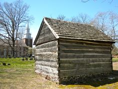 Schom Log Cabin ca. 1700 New Sweden (New Jersey) - Wikipedia, the free encyclopedia Places Around The World, Around The Worlds, Cabins And Cottages, Log Cabins, Build A Fort, Cabin Floor Plans, Hiding Places, Log Homes, Logs