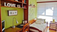 Una habitación juvenil