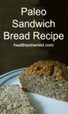 Almond Flour Paleo Bread