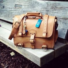 When your bag looks this good, all that extra scenery just clutters things up anyway.. | Saddleback Leather Co. | Classic Briefcase | 100 Year Warranty | $568.00 - $664.00