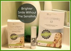 BeconfiDent Teeth Whitening Product Review and Giveaway!