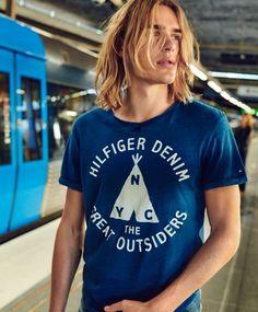 Missed the train blues #hilfigerdenim