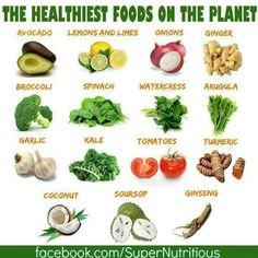 Sunneste grønnsakene i verden