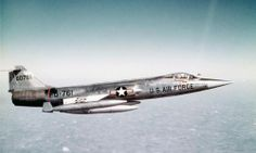 Lockheed F-104 Starfighter - Aircraft Wiki