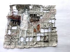 Ines Seidel. vulnerability | altered newspaper