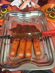 Mão de salsicha / Hand sausage