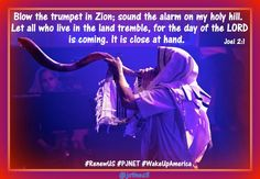 The ARMY OF THE LORD will be victorious!   #RenewUS #PJNET  #WakeUpAmerica