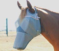 Cashel Crusader Sm Horse Fly Mask Long Arabian Cob Pink by Cashel. $29.99