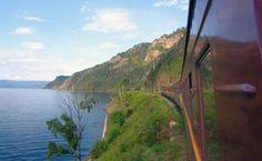 Abenteuerreise: Mit der Transsib zur Perle Sibiriens. http://www.travelbusiness.at/?p=12550