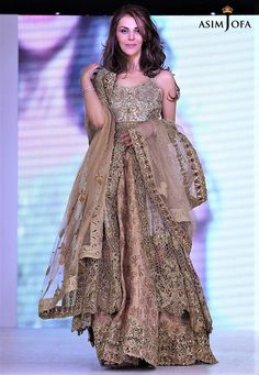 Asim Jofa Best Dress design
