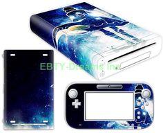 EBTY-Dreams Inc. - Nintendo Wii U - Tengen Toppa Gurren Lagann Anime Simon Vinyl Skin Sticker Decal Protector
