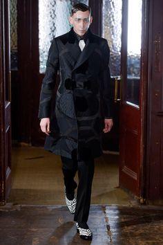 Alexander McQueen Fall 2013 Menswear Collection Photos - Vogue