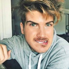 Escape The Night, Lip Biting, Joey Graceffa, Perfect Boyfriend, Your Best Friend, Youtubers, Hot Guys, Fangirl, Celebrities