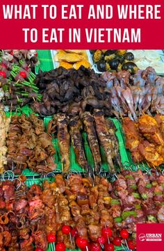 Top tips from a local on what to eat and where to eat it in Vietnam Visit Vietnam, Vietnam Travel, Beef, Adventure, Tips, Food, Meat, Meal, Advice