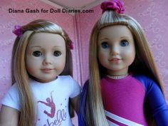 Isabelle meets McKenna and Lanie