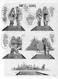 Will Eisner's The Big City