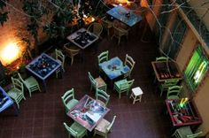 Habanera, Cuban Thessaloniki, Poker Table, Cuban, Kitchens