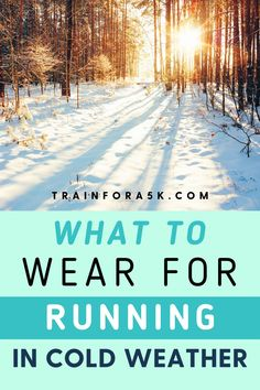 If you aren't used to running outside in the winter then you might not know how to prepare and dress properly. Here is n ultimate guide for what to wear running in cold weather! Jogging For Beginners, Running For Beginners, Running In Cold Weather, Winter Running, Best Running Gear, Running Tips, Cold Rain, Runner Problems, Running Motivation