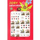 Joby Nail Art's Lucky 777 nail stickers include dice, cards,hearts diamonds and more. Nail Art Stickers, Nail Decals, Signature Collection, Nails, Finger Nails, Ongles, Nail, Nail Stickers, Nail Manicure