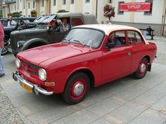 Syrena Laminat Mini Trucks, Eastern Europe, Car Car, Fiat, Cars And Motorcycles, Motorbikes, Vintage Cars, Cool Cars, Classic Cars