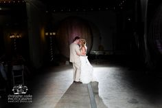 Gorgeous first dance shot in the Ballroom!