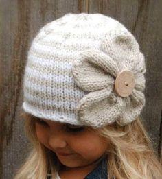 Riyan Cloche' Knitting pattern by The Velvet Acorn! Find this children pattern and more knitting inspiration at LoveKnitting. Knitting For Kids, Knitting Projects, Baby Knitting, Crochet Projects, Toddler Knitting Patterns Free, Knit Or Crochet, Crochet Hats, Couture Bb, Velvet Acorn