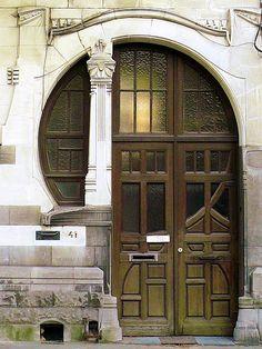 Circle Door - Ghent, Belgium