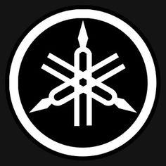 YAMAHA Logo In 20 Layers Emblems For Battlefield 4 Hardline