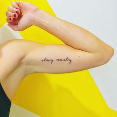 Feminist Tattoos | POPSUGAR Love & Sex