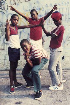 The Reel Foto: Jamel Shabazz: Old School Street Photography
