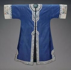 Woman's domestic surcoat (waitao)  Chinese (Han), Qing dynasty, 1880–90