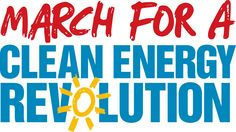 March for a Clean Energy Revolution - Sunday, July 24, 2016