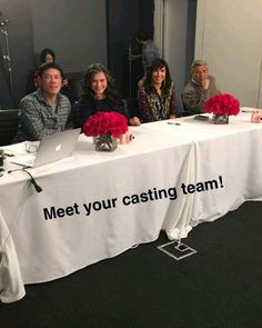 Casting Team 👊 #victoriassecret #vsfs2016 #vsfs16news #vsfs16casting