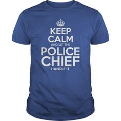 Awesome Tee For Police Chief T-Shirts, Hoodies. SHOPPING NOW ==► https://www.sunfrog.com/LifeStyle/Awesome-Tee-For-Police-Chief-Royal-Blue-Guys.html?id=41382