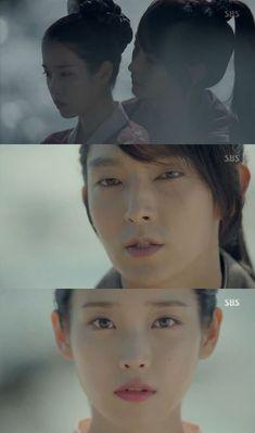 "[Spoiler] ""Scarlet Heart: Ryeo"" IU tells Lee Joon-ki she likes someone"