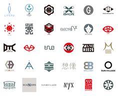 Symbol Logo, Zine, Symbols, Logos, Cards, Icons, Map, Logo, Glyphs