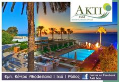 Good morning Ryaners !!!  We would like to inform you, that due to your demand,we moved the Casino's Real Deal (DAY #1) to Banana Moon (Akti Ixia Seaside Poolbar) ! We are going to the west side of Rhodes,in a unique,exotic,incomparable place where you are about to live an once- in- a -lifetime experience ... Αs expected,we could not resist such a poolbar for our first welcome party...Have a look on the photo uploaded, and comment your opinions below !  *The RYANA team*