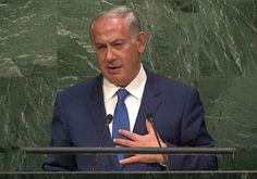 BENJAMIN NETANYAHU A L'ONU. Le discours abracadabrantesque d'un… fou